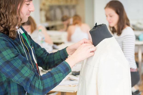 Wahlmodule Meisterschule für Mode