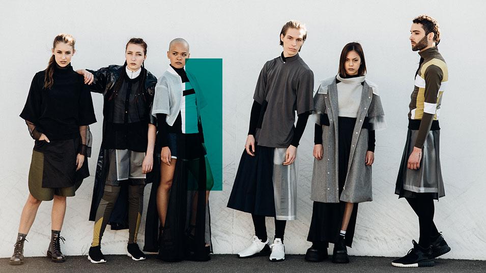 Individualisierung Modedesignschule Manuel Fritz
