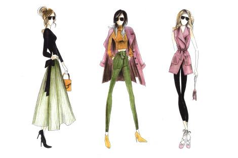 2_Modeillustration_Modedesignschule_Manuel_Fritz